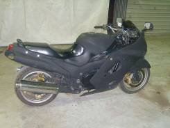 Kawasaki ZZR 1100 Ninja. 1 052 куб. см., исправен, птс, с пробегом