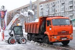 Уборка снега, чистка снега, вывоз снега. Услуги Bobcat, самосвалов и тд