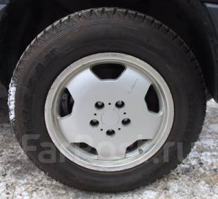 Комплект зимних колес 215/70R16. 7.0x16 5x114.30 ET35