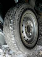 Одно колесо 185R14LT 8PR Nitto NT777 на диске 6x139,7
