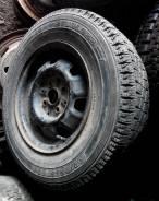 Одно колесо 185/70R13 Bridgestone на диске Toyota