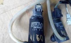 Мотор бачка омывателя. Toyota Town Ace Noah