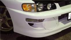 Передний бампер 22B под расширение на Subaru Impreza wrx sti GC8 GF8. Subaru Impreza WRX STI, GC8, GF8