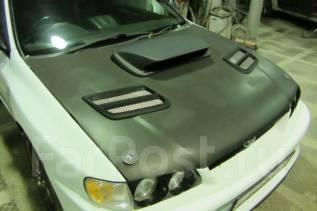 Патрубок воздухозаборника. Subaru Impreza