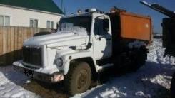 ГАЗ 3309. Мусоровоз ККО-440-2 на базе ГАЗ-3309