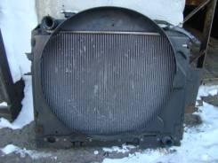 Радиатор охлаждения двигателя. Nissan Vanette, SK82VN Mazda Bongo, SK82T, SK82M, SK22T, SK22V, SKF2L, SK82V, SKF2M, SK22L, SK22M, SKF2T, SKF2V, SK82L...