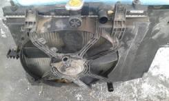 Радиатор охлаждения двигателя. Nissan