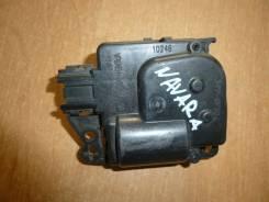 Мотор заслонки отопителя. Nissan Navara, D40, D40M Двигатели: YD25DDTI, V9X