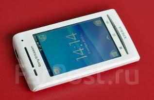 Sony Ericsson Xperia X8. Б/у
