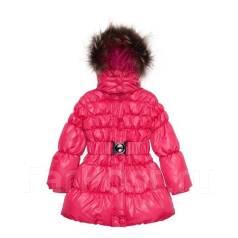 Пальто-пуховики. Рост: 86-98 см