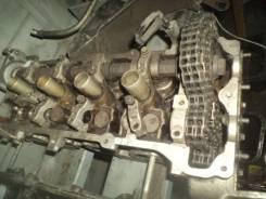 Головка блока цилиндров. Nissan Sunny Двигатель QG18DD