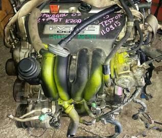 Двигатель в сборе. Honda CR-V, RD6, RD5, RD4 Honda Stream, RN4, RN5, RN3, RN6 Honda Stepwgn, RF6, RF4, RF5, RF3 Двигатель K20A