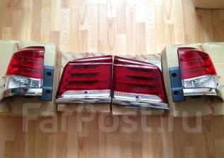 Вставка багажника. Lexus LX570