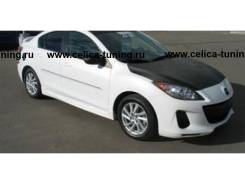 Капот. Mazda Axela, BL3FW, BLEAW, BL5FW, BLEFP, BLFFP, BLEAP, BLEFW, BLFFW, BL5FP Mazda Mazda3