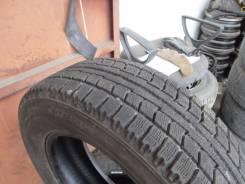 Bridgestone Blizzak MZ-02. Зимние, без шипов, 2001 год, износ: 10%, 4 шт