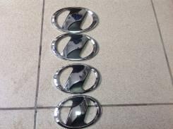 Эмблема. Toyota Vitz Toyota RAV4 Toyota Belta