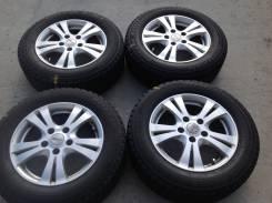 195/65 R 15 Bridgestone Blizzak Revo1 литые диски 5х114.3 R15 (к3-15013). 6.0x15 5x114.30 ET50