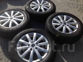 195/65 R 15 Dunlop DSX-2 литые диски 5х114.3 R15 (к3-15015). 6.0x15 5x114.30 ET53