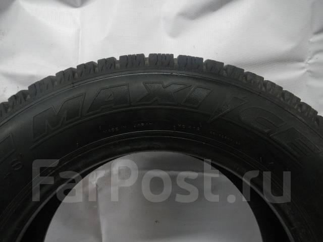 Michelin Maxi Ice. Зимние, без шипов, 2000 год, 10%, 1 шт