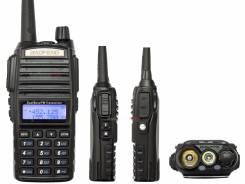 Рация UV-82 диапазона 136-174/400-520
