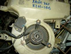 Печка. Toyota Hiace, KZH106G Двигатель 1KZTE