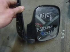 Зеркало заднего вида боковое. Daihatsu Hijet, S221V Toyota Sparky, S231E, S221E, S221V