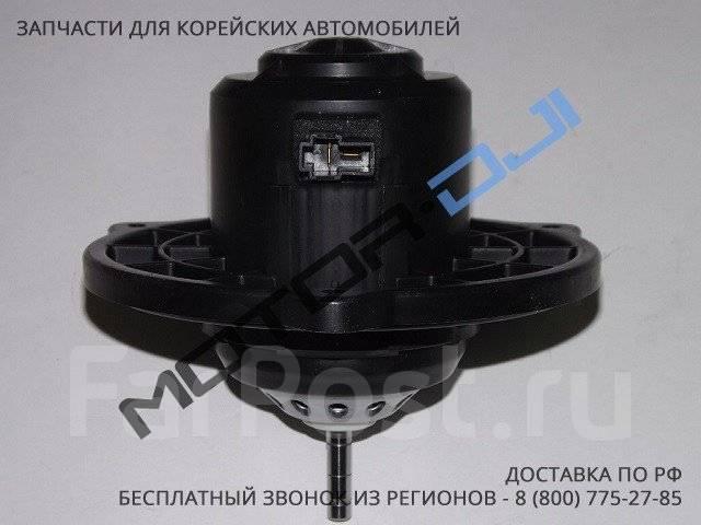 мотор печки на hyundai starex