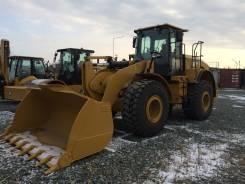Caterpillar 950GC. Официальный дилер предлагает фронтальный погрузчик , 70 000 куб. см., 1 000 кг.