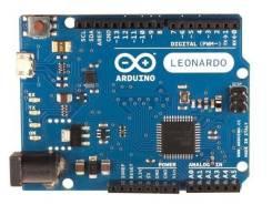 Arduino Leonardo. Diodvl