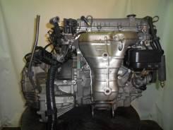Контрактный б/у двигатель + кпп Mazda L3