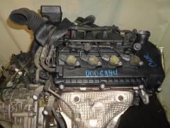 Контрактный б/у двигатель + кпп 4A91 на Mitsubishi