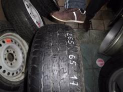 Bridgestone Dueler H/T 682. Всесезонные, износ: 50%, 2 шт