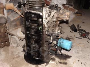 Блок цилиндров. Nissan Terrano Двигатель QD32TI