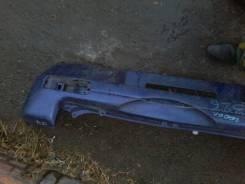 Бампер задний toyota cami 2000г фиолетовый 2000 рублей