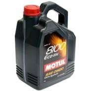 Motul. Вязкость Масло моторное MOTUL 8100 E-Tech lite 0W-20 SM/SN/CF синтетическое, универсальное 5л (1/4), синтетическое