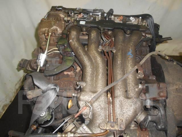 Контрактный б/у двигатель + АКПП 2TZ-FE Toyota