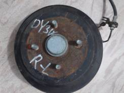 Барабан тормозной. Mazda Demio, DY3R, DY5W, DY3W, DY5R Mazda Verisa, DC5W, DC5R
