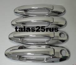 Накладка на ручки дверей. Toyota Land Cruiser, HDJ101, J100, HDJ100L, UZJ100, UZJ100W, UZJ100L, HDJ101K