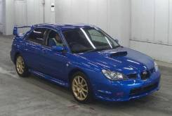 Subaru Impreza WRX STI. Лиса GDB на документах GDA