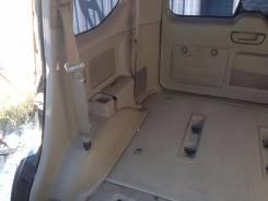 Обшивка багажника. Lexus GX470, UZJ120 Двигатель 2UZFE