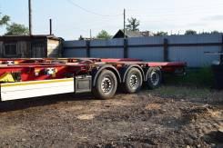 Schmitz SW. Прицеп, 40 000 кг.