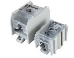 Распределительный блок проходной РБП 95 (1х95 - 4х16 мм2) 232/100 А TDM, SQ0823-0102