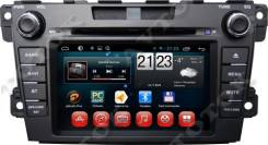 Головное устройство mazda cx7 на android 4.4.2 carmedia kr-7035