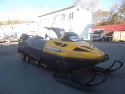 BRP Ski-Doo Skandic WT 550. исправен, есть птс, без пробега. Под заказ из Владивостока
