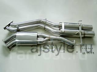 Выхлопная система. Nissan Silvia, S14