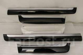 Накладка на дверь. Lexus LX570 Lexus LX450d Toyota Land Cruiser, VDJ200, UZJ200W, J200, GRJ200, URJ200, UZJ200 Двигатели: 1VDFTV, 2UZFE, 3URFE, 1GRFE....