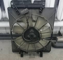 Вентилятор охлаждения радиатора. Honda Stream, RN1, RN2, RN3, RN9, RN8, RN4, RN5, RN6, RN7
