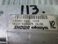 Блок управления рулевой рейкой. Honda Accord, UA-CM2, LA-CM2, CM2 Двигатель K24A