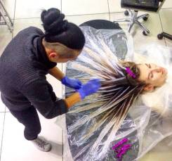 Центр окрашивания волос Opium. ( Kydra, Paul Mitchel, Teotema )