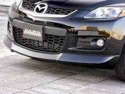 Накладка на бампер. Mazda CX-7. Под заказ